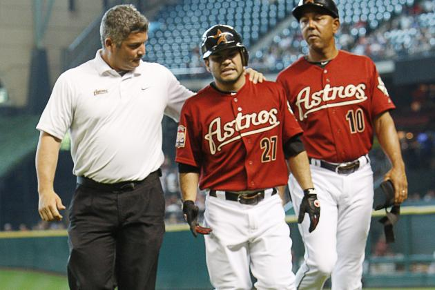 Houston Astros Team Health Report: 2013 Injury Risk for Every Starter