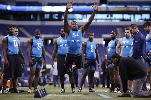 Biggest Draft Buzz for Every Team from the NFL Combine