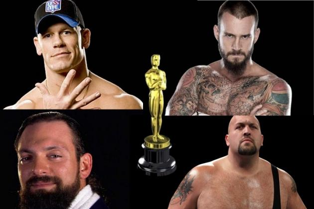 WWE's Best and Worst Acting Awards