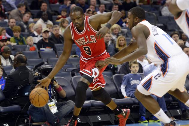 Chicago Bulls vs. Charlotte Bobcats: Postgame Grades and Analysis for Chicago