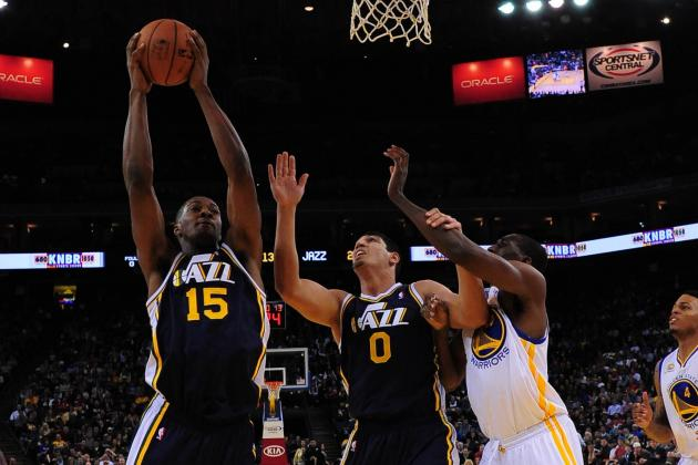 5 Reasons Utah Can Be Confident Derrick Favors & Enes Kanter Are the Future