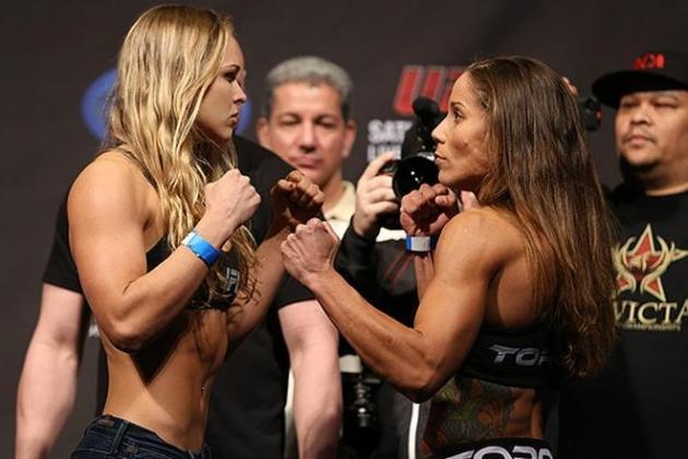 Rousey vs. Carmouche : A Fan's Guide to UFC 157's Main Event