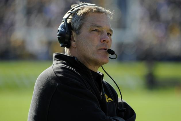Iowa Football: A Close Look at the Revamped 2013 Hawkeyes Staff