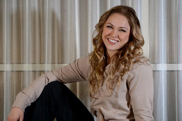 Rousey vs Carmouche : 5 Reasons Ronda Rousey Will Prevail