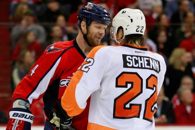 Capitals vs. Flyers: Breaking Down the Struggles Each Team Is Facing