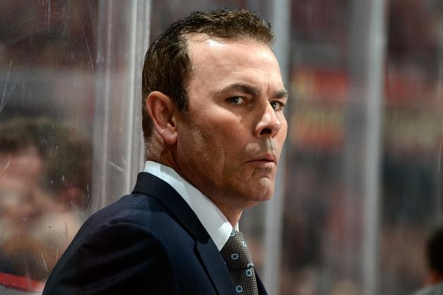 Washington Capitals: Early-Season Grades for Head Coach Adam Oates