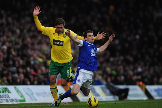 5 Things We Learned from Norwich's 2-1 Defeat of Everton