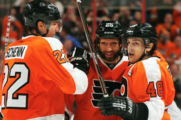5 Reasons You Can't Count out the Philadelphia Flyers Just Yet