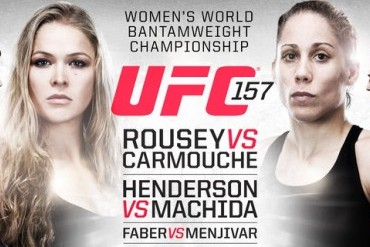 Rousey vs Carmouche: Final Odds and Predictions for UFC 157