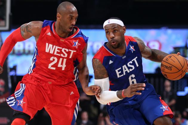 NBA Superstars: They're Just Like Us!