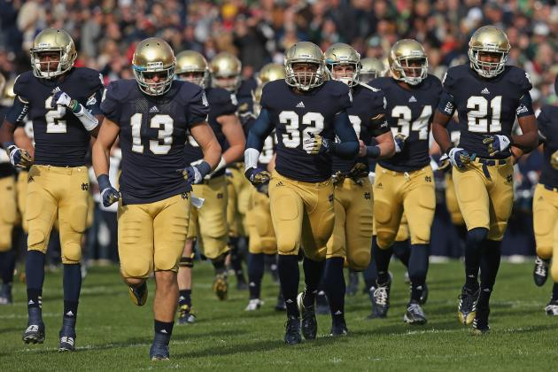 Notre Dame Football: 4 Players with the Most to Gain in Spring Practice
