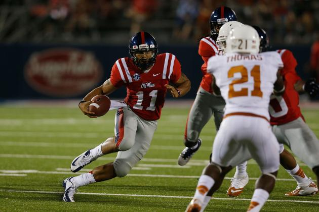 Ole Miss Football: 5 Players with Most to Gain in Spring Practice
