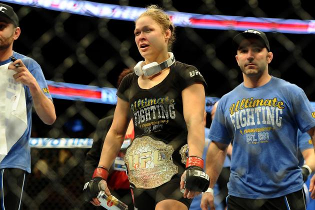 UFC 157 Superlatives: Best of the Entire Fight Card