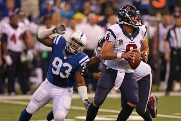 Indianapolis Colts: 6 Biggest Postional Priorities Heading into Free Agency