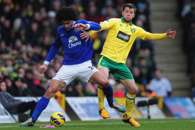 Norwich City vs. Everton: 6 Things We Learned