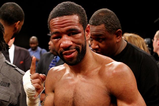 Lamont Peterson: Why Lamont Peterson Should Face Lucas Matthysse Next