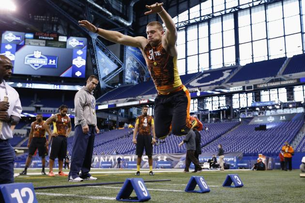 NFL Speculation: Recapping the Latest Talk from the Combine
