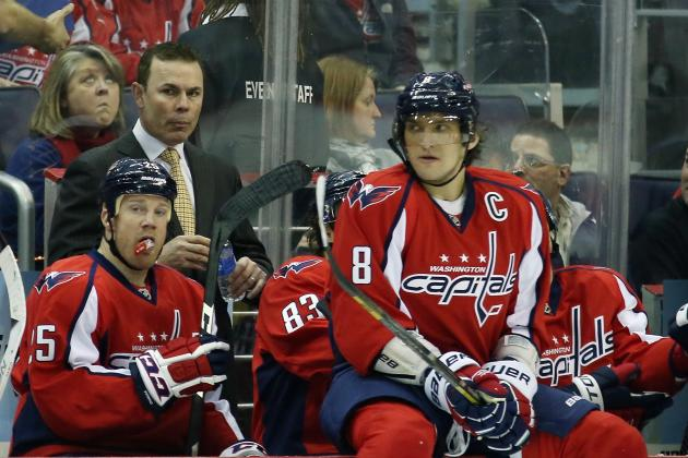 A Season-by-Season Look at Alexander Ovechkin's Decline