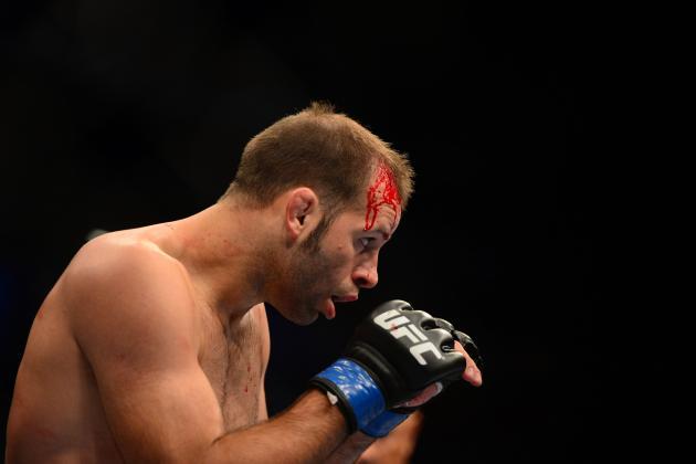 UFC 157: Power Ranking the Facebook Prelim Fights