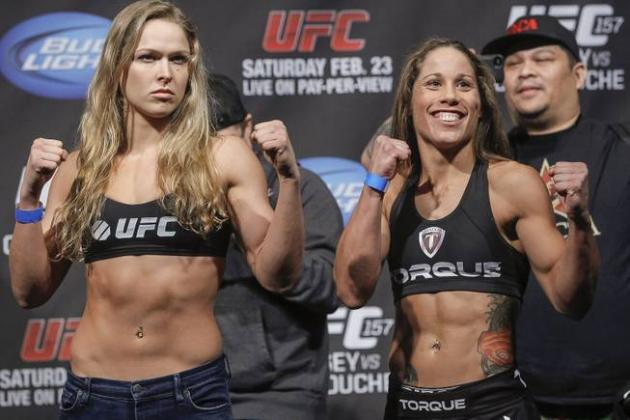 Rousey vs. Carmouche: Round-by-Round Recap and Analysis