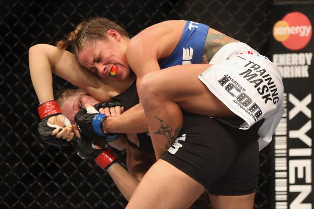 UFC 157: Memorable Quotes and Images from Rousey vs. Carmouche Fight Card