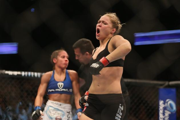 UFC 157 Results: The Real Winners and Losers from Ronda Rousey vs. Liz Carmouche