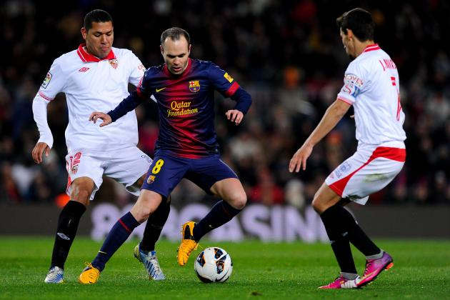 Barcelona vs. Sevilla: 6 Things We Learned in Latest Barca Win