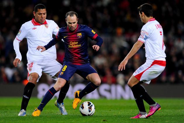 Barcelona vs. Sevilla: 6 Things We Learned in Latest Barca Win