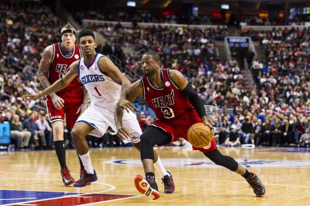 Miami Heat vs. Philadelphia 76ers: Postgame Grades and Analysis for Miami