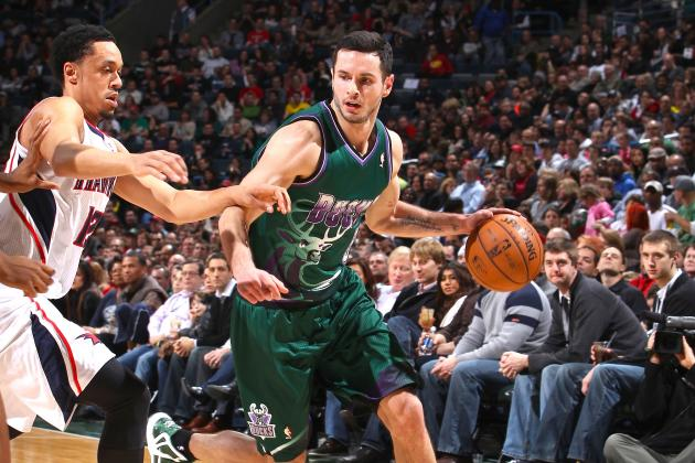 Grading J.J. Redick's Debut with the Milwaukee Bucks