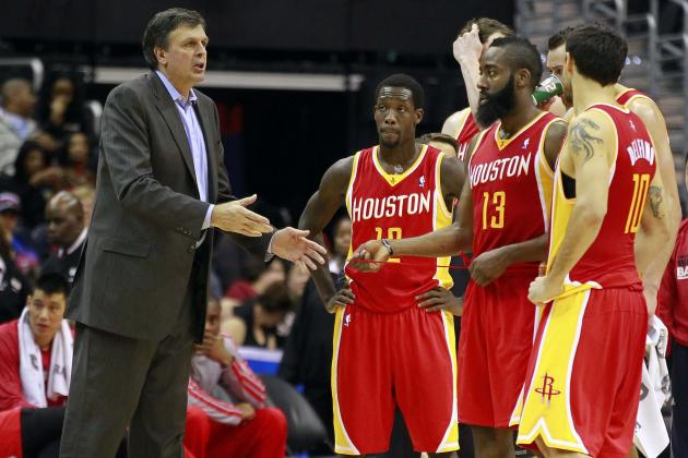 Blueprint for Houston Rockets to Be Perennial NBA Powerhouse