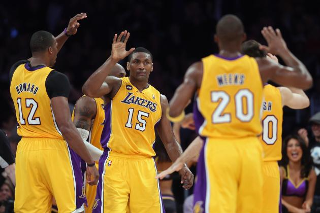 Remaining Must-Win Games for Los Angeles Lakers to Make Playoff Push