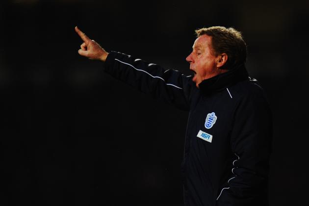 QPR: 5 Reasons Harry Redknapp Can Save Them from Premier League Relegation