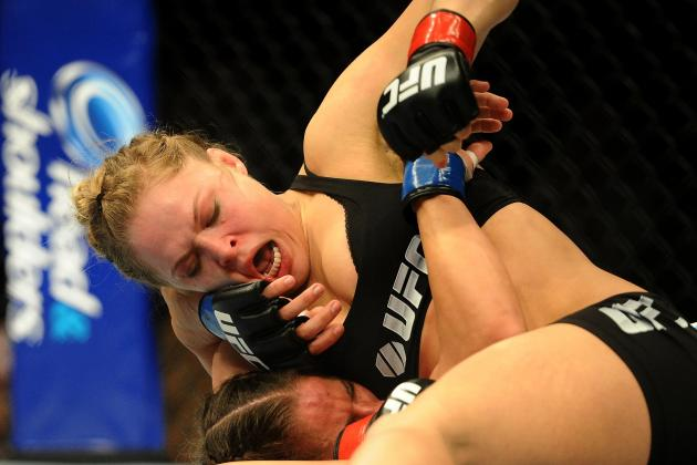 UFC 157 Results: Ranking the Top 10 Women in MMA