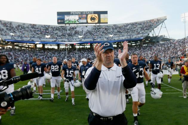 Penn State Football: 3 Reasons PSU Will Win at Least 8 Games in 2013