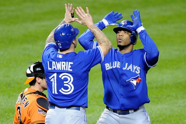Blue Jays Players on the Cusp of Big Breakout Seasons in 2013