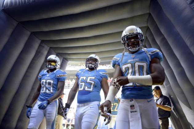 Breaking Down the Contract Needed to Re-Sign Every San Diego Chargers Free Agent