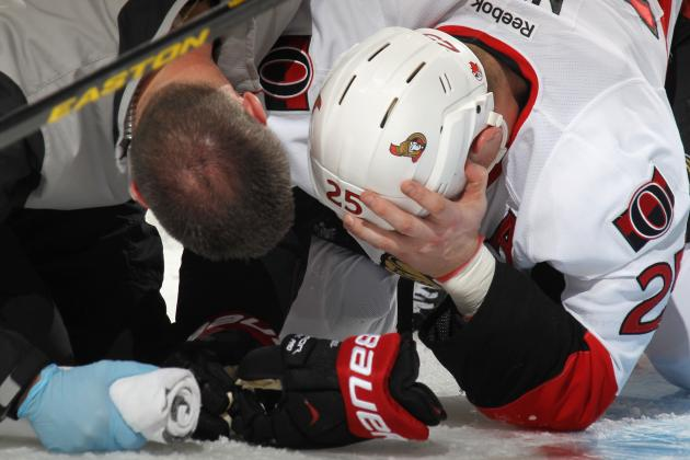 NHL 2013 Season: 6 Teams Struggling Through the Most Injuries