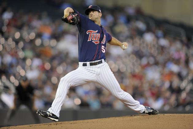 Previewing the Minnesota Twins' 2013 Projected Starting Pitching Rotation