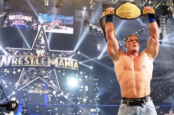 Ranking All of John Cena's WrestleMania Matches in His WWE Career