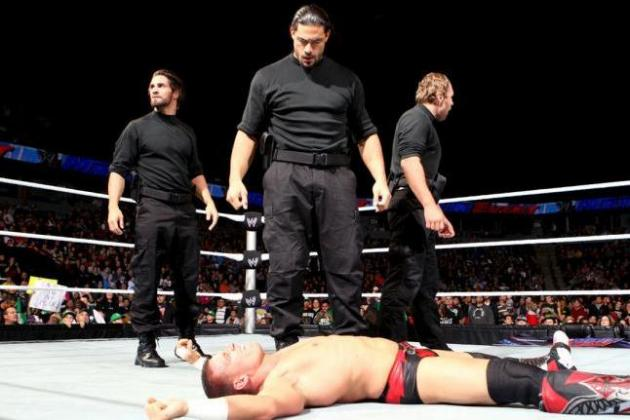 The Shield's Dominance Will Continue Past WrestleMania 29