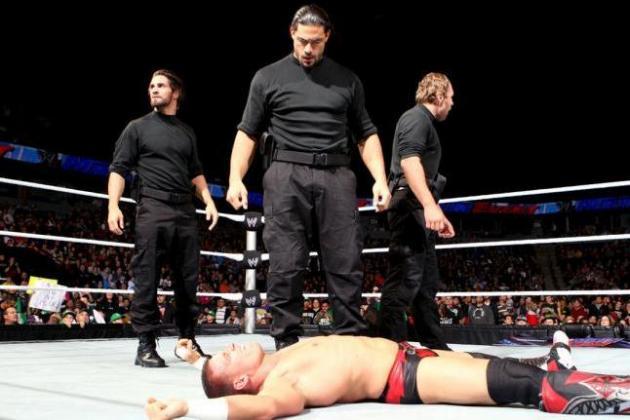 The Shield's Dominance Will Continue Past WrestleMania 29