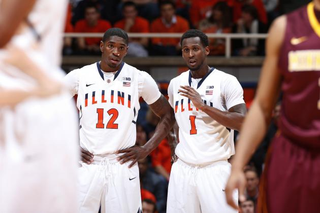 Illinois Basketball: 5-Step Plan to Peaking Before the NCAA Tournament