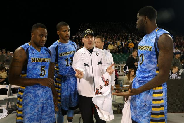Marquette Basketball: Golden Eagles' Blueprint for Winning Big East Title Race