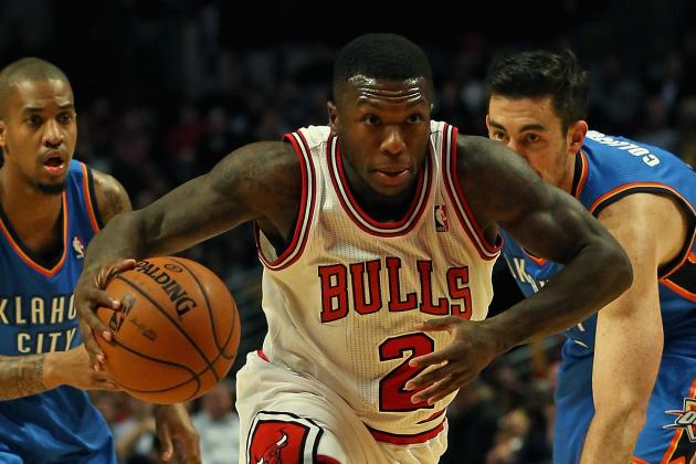 Chicago Bulls vs. OKC Thunder: Postgame Grades and Analysis for Chicago