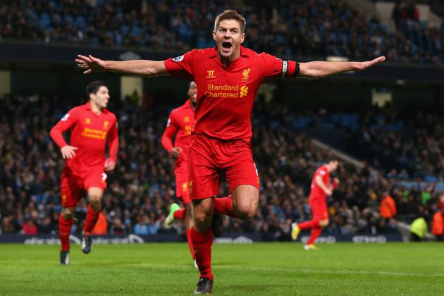 5 Potential Successors to Steven Gerrard as Liverpool's Talisman