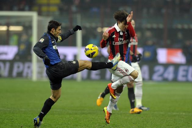 Inter vs. AC Milan: 5 Things We Learned