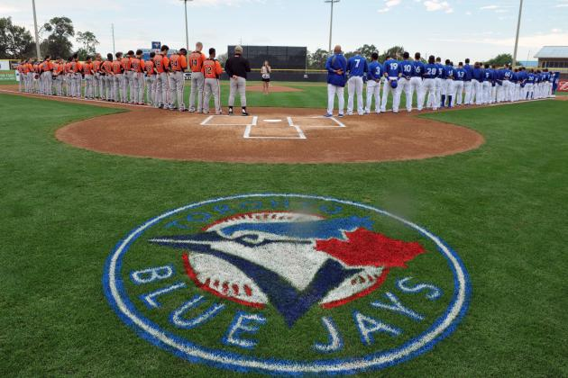 Toronto Blue Jays: Predicting the Jays' 25-Man Roster
