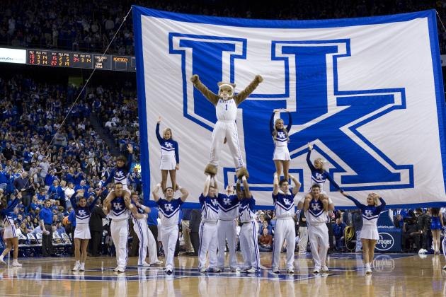 Kentucky Basketball: Wildcats' Blueprint to Climbing the SEC Standings