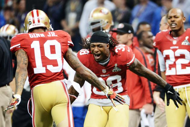 Breaking Down the Contracts Needed to Re-Sign Every 49ers Free Agent